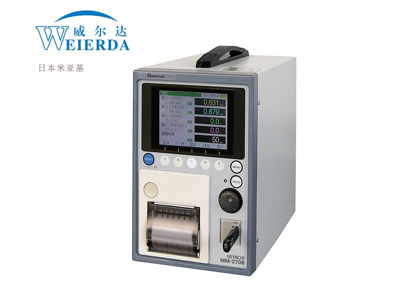MM-370B日本米亚基焊接电流电压检测仪