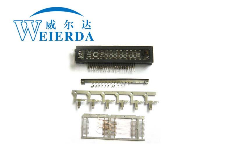 LED显示屏点焊样品
