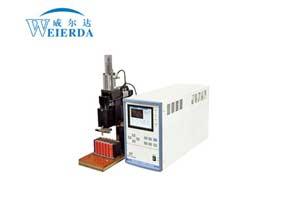 气动电池镍片碰焊机