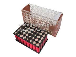 电池点焊治具