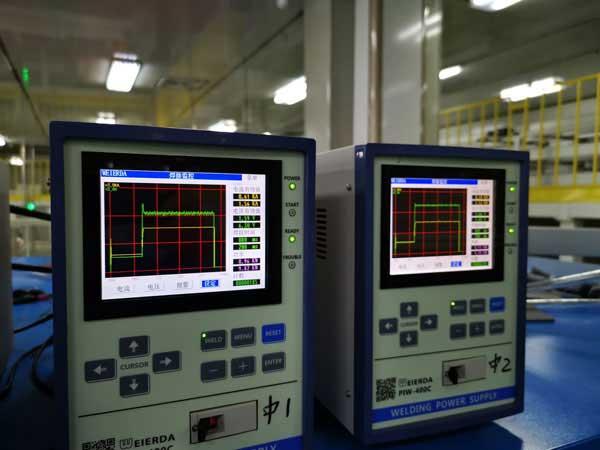精密点焊机焊接电源PIW-400C全新升级