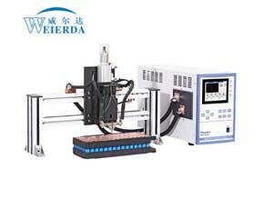 龙门晶体管式电池焊接机
