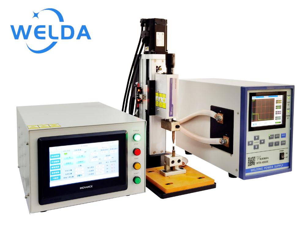 伺服电机驱动晶体管式精密点焊机